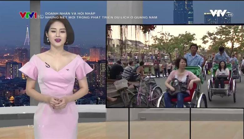 Doanh nhân và Hội nhập: Những nét mới trong phát triển du lịch ở Quảng Nam