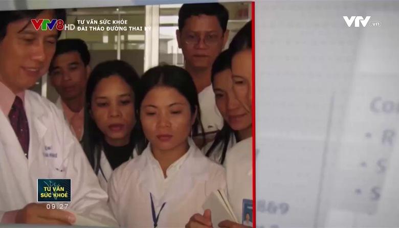 Tư vấn sức khỏe: Đái tháo đường thai kỳ