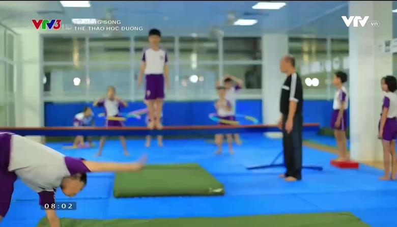 Kỹ năng sống: Thể thao học đường