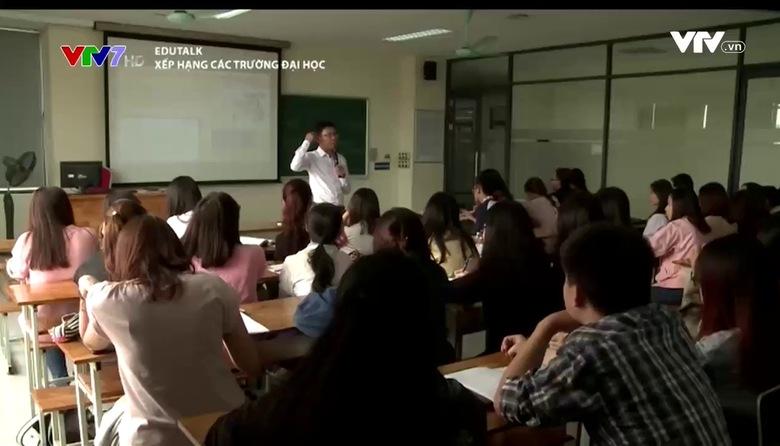 Edu Talk: Xếp hạng trường Đại học