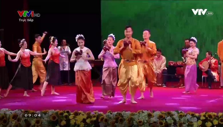 Lễ kỷ niệm 50 năm quan hệ ngoại giao Việt Nam – Campuchia - 24/6/2017