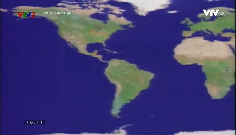 Visa toàn cầu: Rừng nhiệt đới lên tiếng