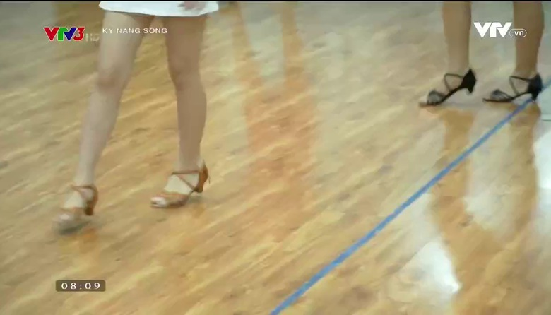 Kỹ năng sống: Trẻ học khiêu vũ