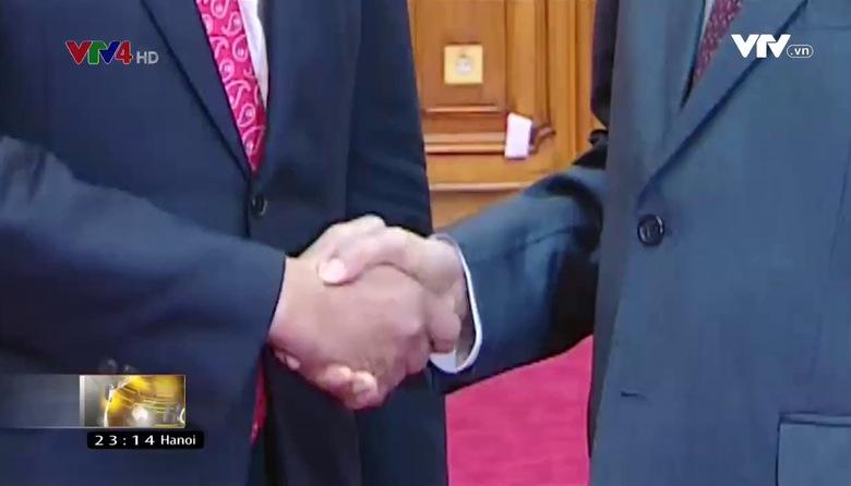 Bản tin tiếng Nga - 14/7/2017