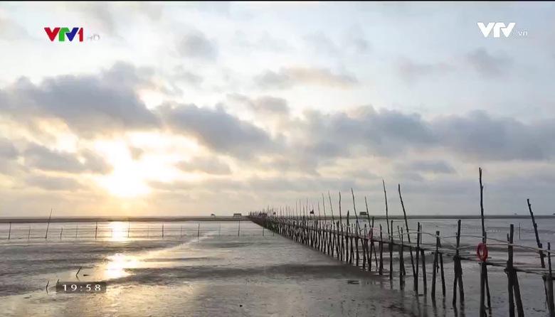 S - Việt Nam: Nơi sông Hồng đổ ra cửa biển