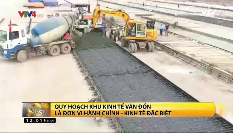 Bản tin tiếng Việt 12h VTV4 - 19/7/2017