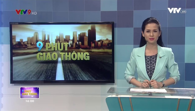 Tin tức 16h VTV9 - 20/7/2017