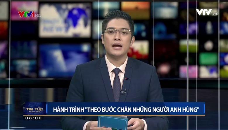 Thời sự 8h VTV1 - 27/7/2017