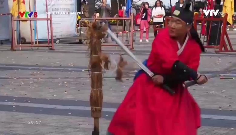 Bước chân khám phá: Khám phá Hàn Quốc - Nơi diễn ra Thế vận hội mùa đông 2018 - Phần 2