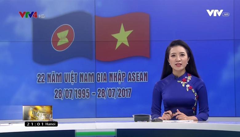 Bản tin tiếng Việt 21h VTV4 - 28/7/2017