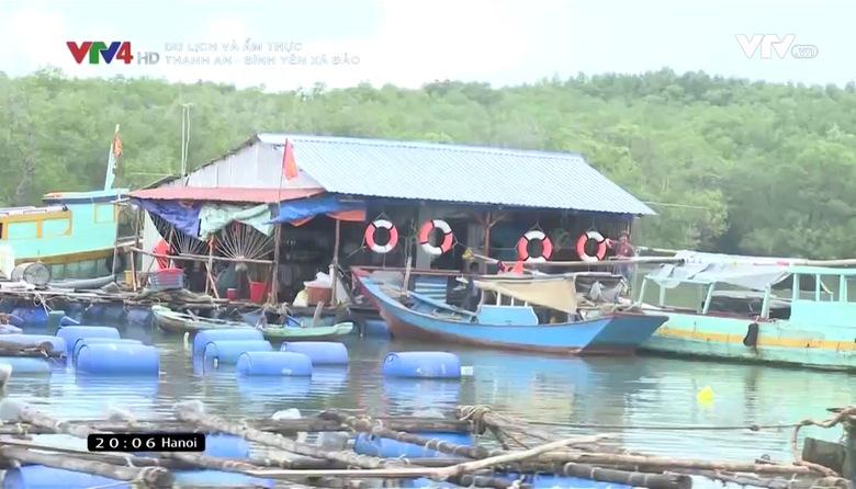 Du lịch và Ẩm thực: Thạnh An - Bình yên xã đảo