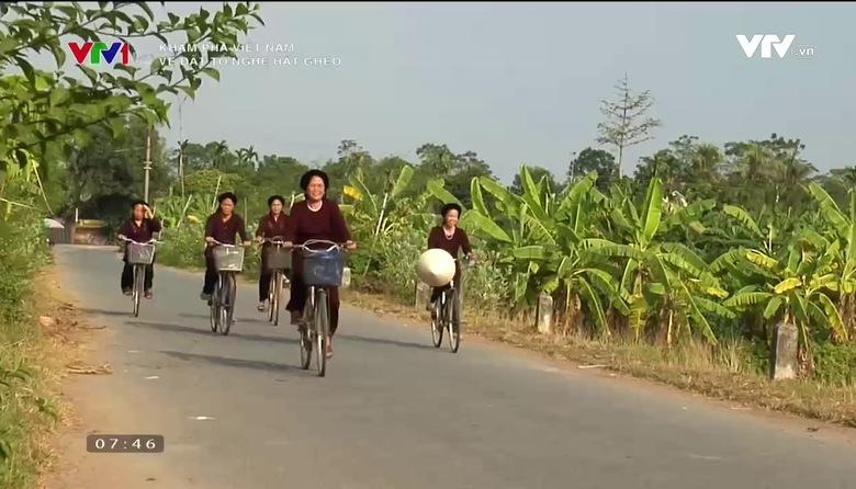 Khám phá Việt Nam: Về đất Tổ nghe hát ghẹo