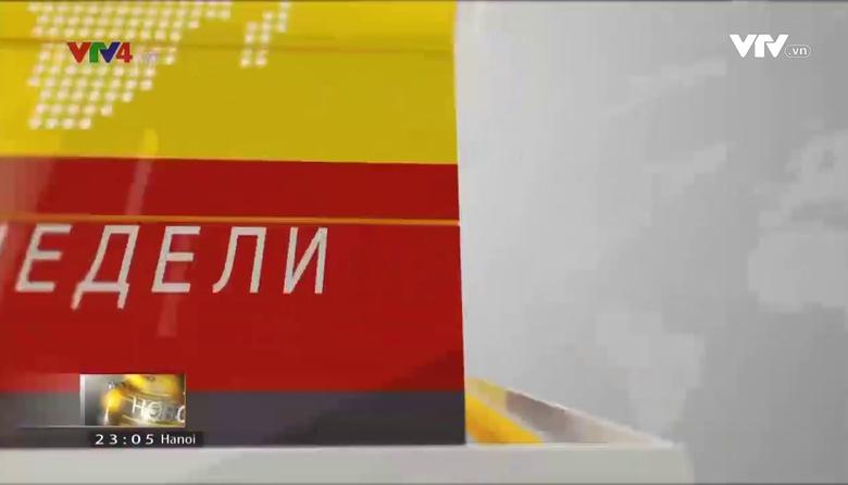 Bản tin tiếng Nga - 12/8/2017