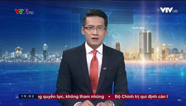 Thời sự 19h VTV1 - 15/8/2017