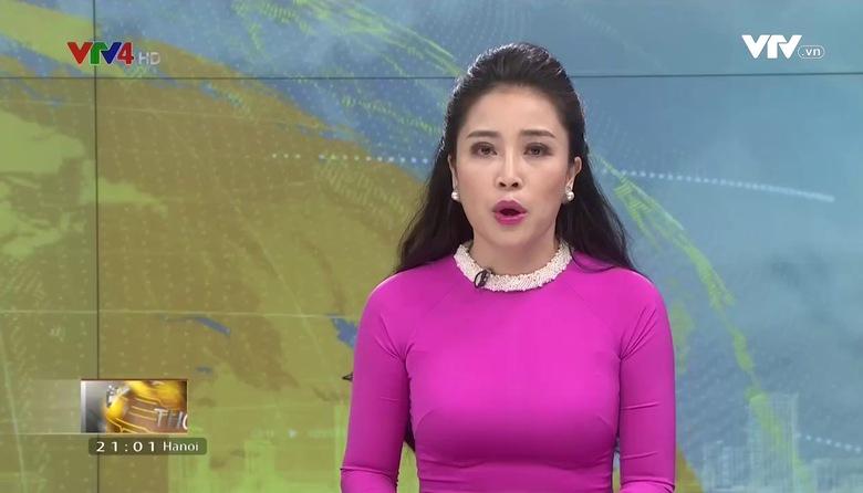 Bản tin tiếng Việt 21h VTV4 - 15/8/2017