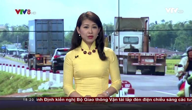 Bản tin 18h VTV8 - 20/8/2017