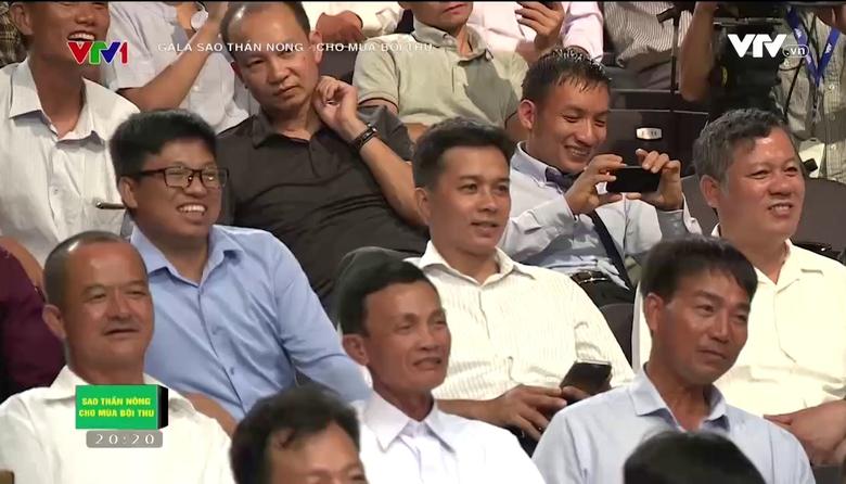 Gala Sao thần nông - Cho mùa bội thu - 20/8/2017