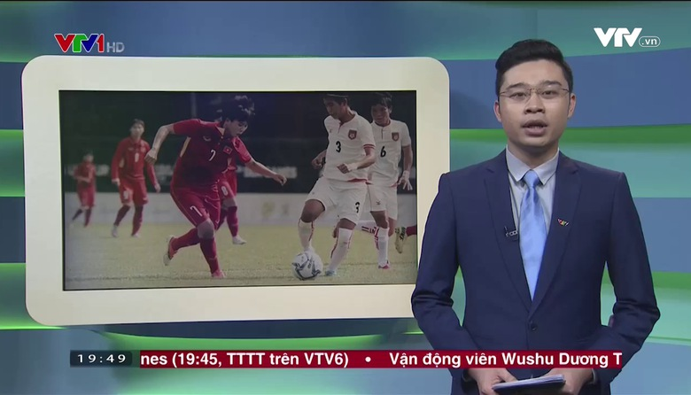Thể thao 24/7 - 20/8/2017