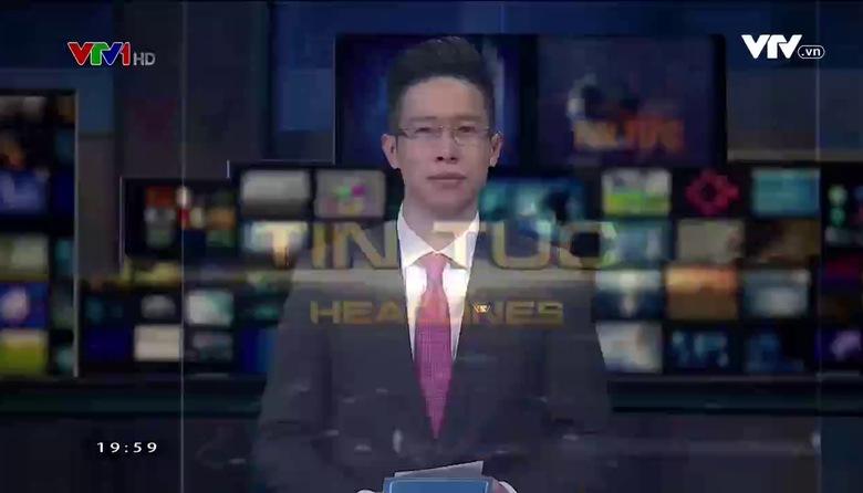 Thời sự 20h VTV1 - 20/8/2017