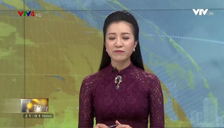 Bản tin tiếng Việt 21h VTV4 - 20/8/2017