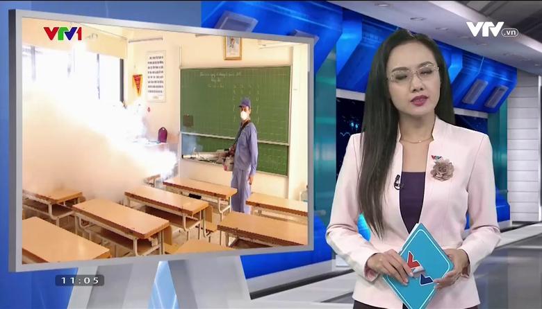Thời sự 11h VTV1 - 21/8/2017