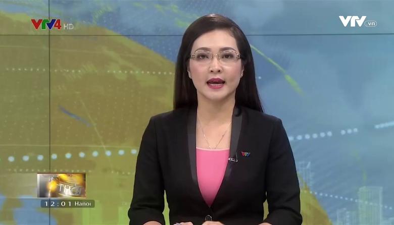 Bản tin tiếng Việt 12h VTV4 - 21/8/2017