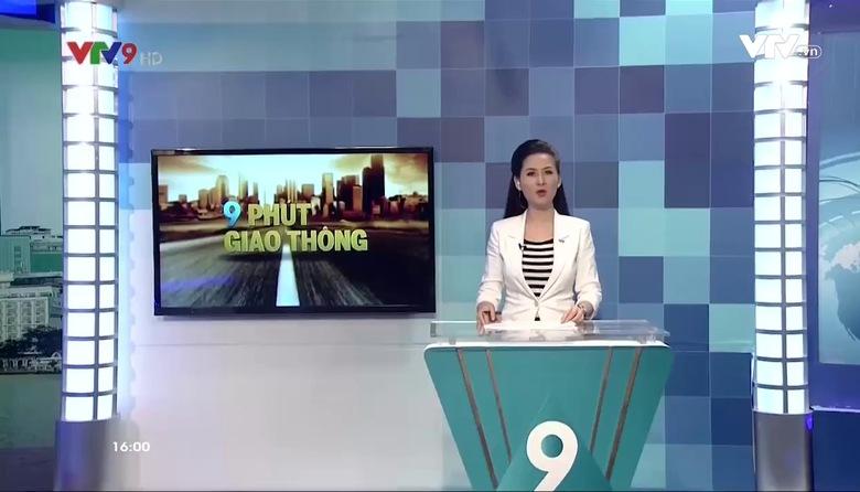 Tin tức 16h VTV9 - 23/8/2017