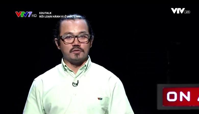 Edu Talk: Rối loạn hành vi ở học sinh