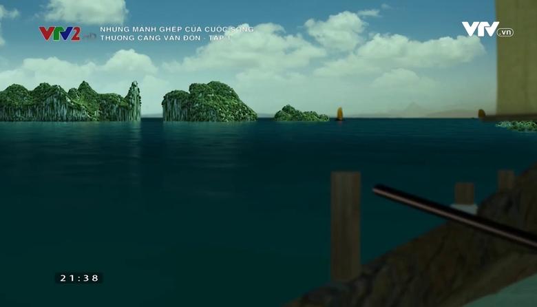 Những mảnh ghép của cuộc sống: Thương cảng Vân Đồn - Tập 1