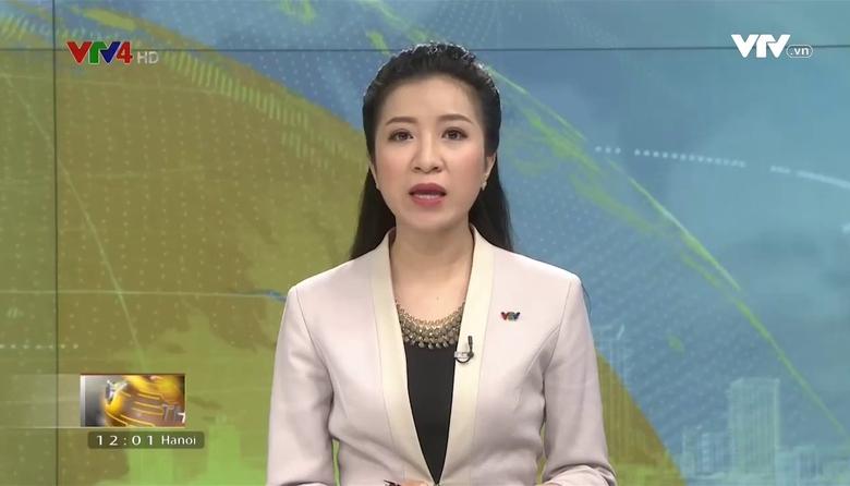 Bản tin tiếng Việt 12h VTV4 - 16/9/2017