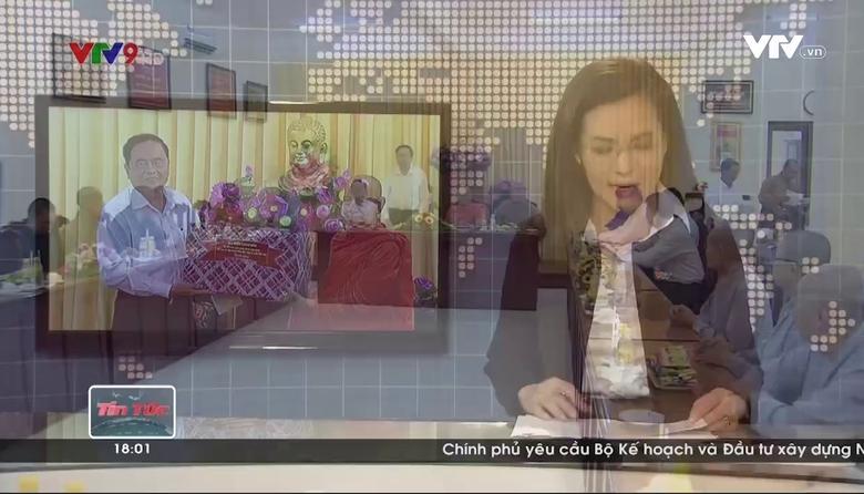Tin tức 18h VTV9 - 18/9/2017
