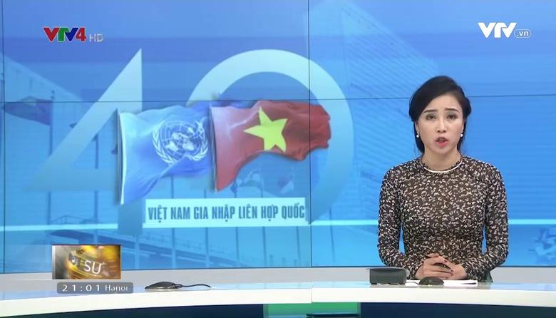 Bản tin tiếng Việt 21h VTV4 - 20/9/2017