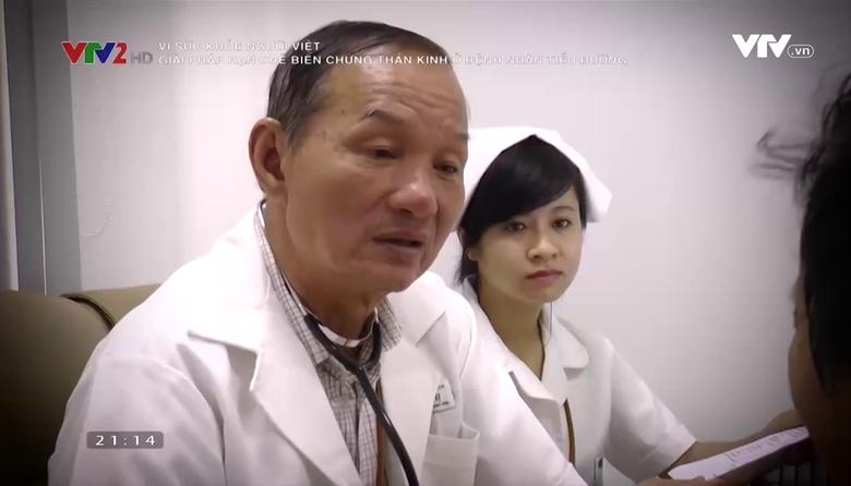 Vì sức khỏe người Việt: Giải pháp hạn chế biến chứng thần kinh ở bệnh nhân tiểu đường