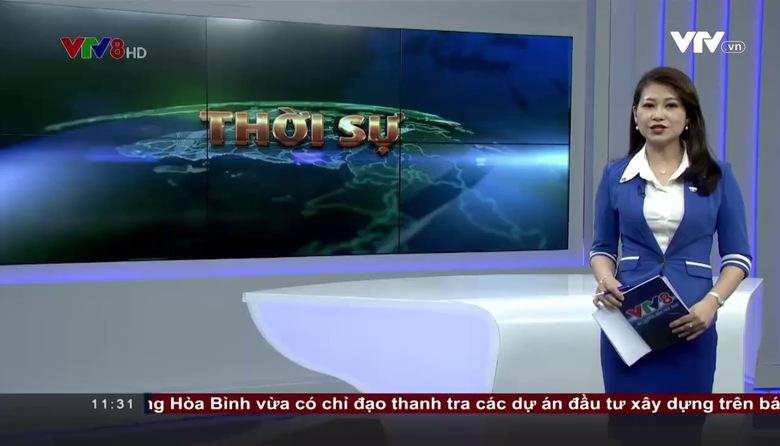 Bản tin 11h30 VTV8 - 21/9/2017