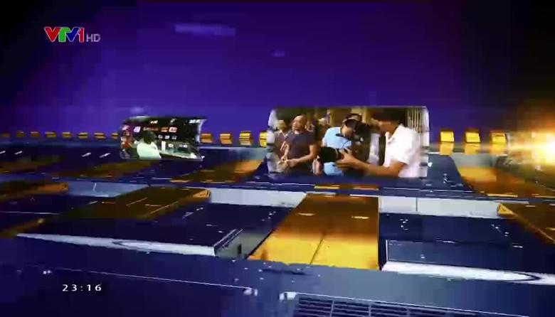 """VTV kết nối: Gặp gỡ diễn viên phim """"Vực thẳm vô hình"""""""
