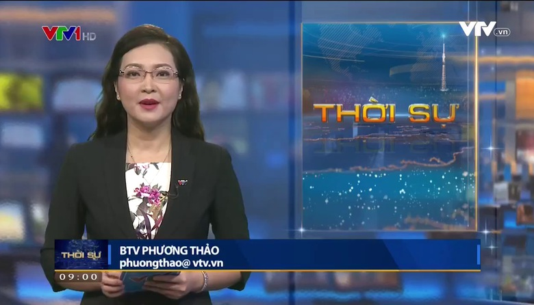 Thời sự 9h VTV1 - 22/9/2017