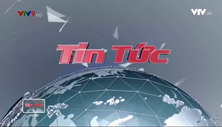 Tin tức 10h VTV9 - 22/9/2017