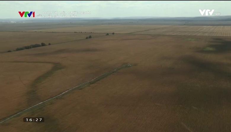 Phim tài liệu nước ngoài: Cuộc săn tìm đất
