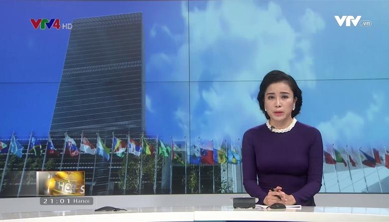 Bản tin tiếng Việt 21h VTV4 - 23/9/2017