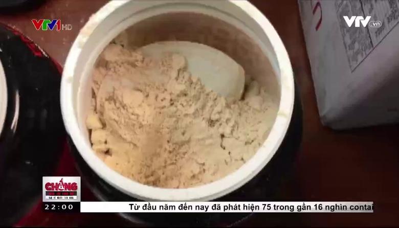Chống buôn lậu, hàng giả - bảo vệ người tiêu dùng - 25/9/2017