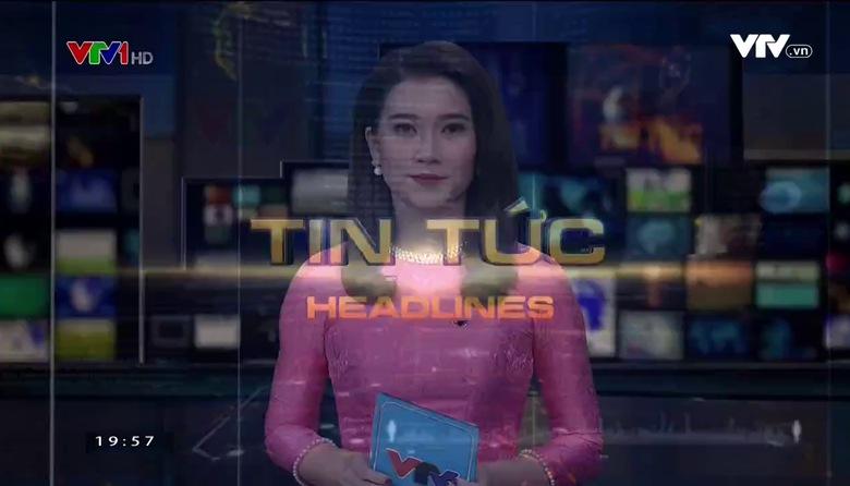 Thời sự 20 VTV1 - 25/9/2017