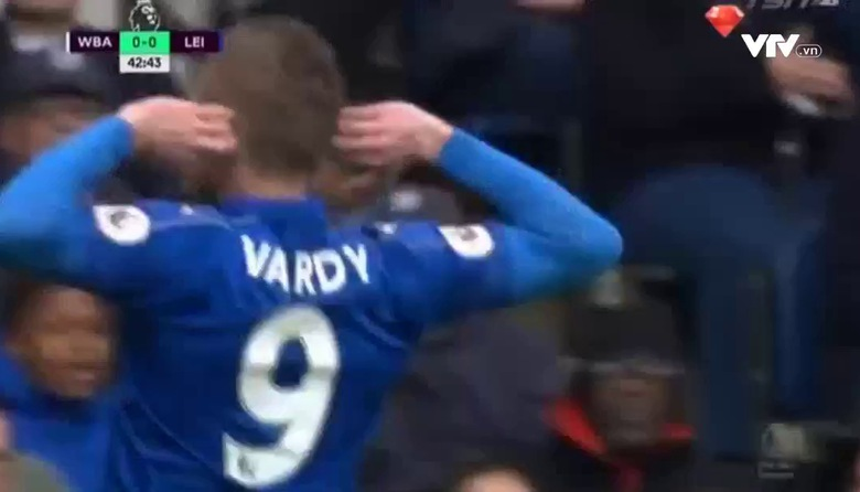 VIDEO West Brom 0-1 Leicester City
