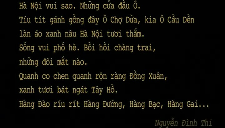 Ký ức Việt Nam - 15/9/2014