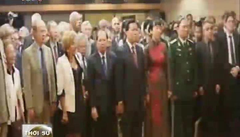 Bản tin tiếng Việt 21h - 03/9/2014