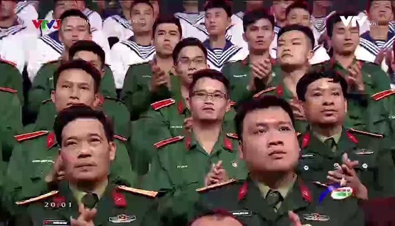 Chúng tôi là chiến sĩ - 24/02/2017