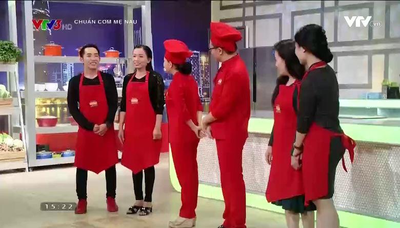 Chuẩn cơm mẹ nấu - 05/3/2017
