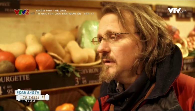 Khám phá thế giới: Từ nguyên liệu đến món ăn - Tập 13