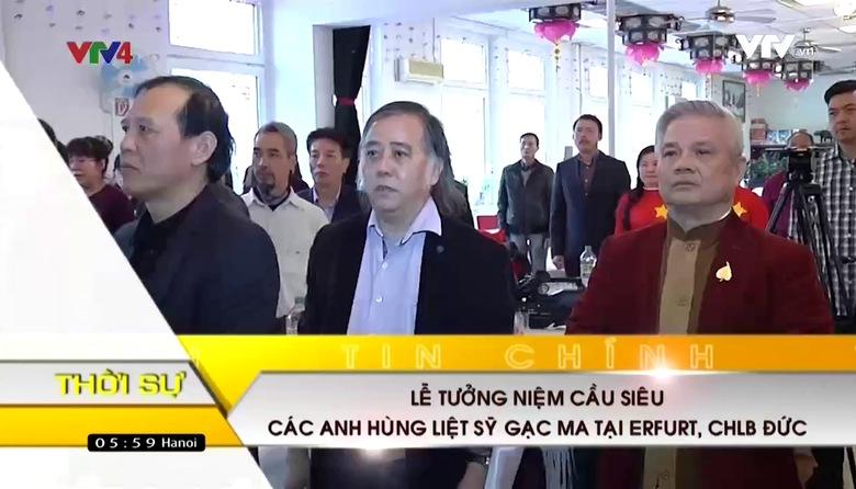Người Việt bốn phương - 21/3/2017