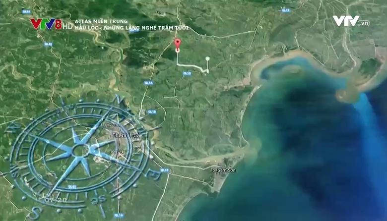 Atlas Miền Trung: Hậu Lộc - Những làng nghề trăm tuổi