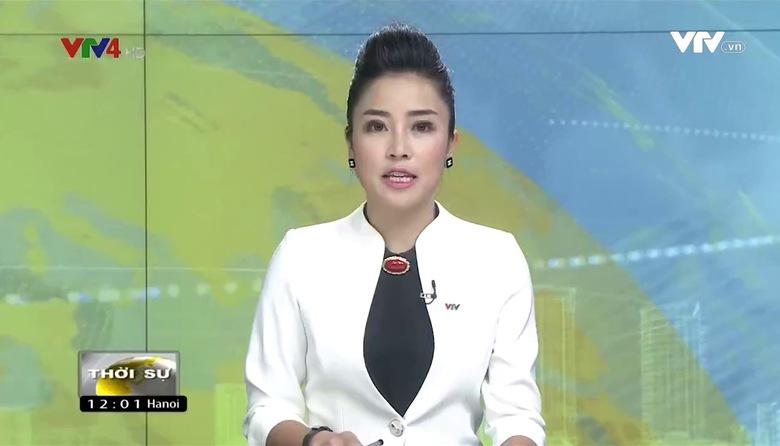 Bản tin tiếng Việt 12h - 25/3/2017